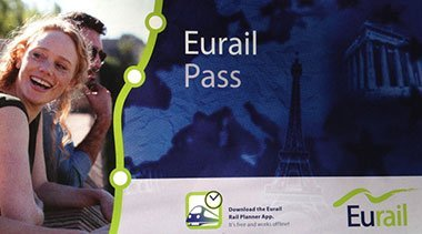 eurail pass ticket